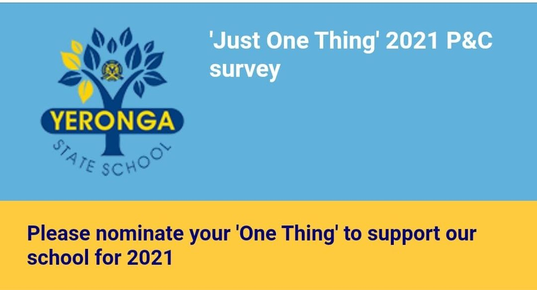 Yeronga-State-School-P-and-C-Just-One-Thing-2021
